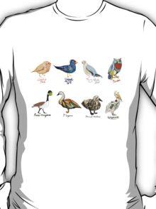 Art Fowl T-Shirt