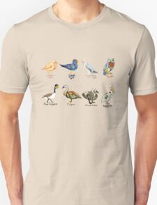 Art Fowl T-Shirt