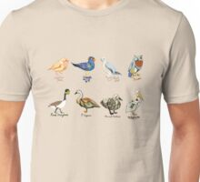 Art Fowl Unisex T-Shirt
