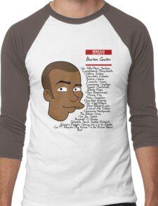 My Name is Men's Baseball ¾ T-Shirt