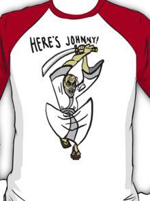Samurai Jack Nicholson T-Shirt