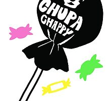 Chupa Chappy© for Chappy the Shiba Dog© by mikilorenak