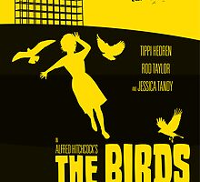 Alfred Hitchcock's The Birds by AlainB68
