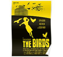 Alfred Hitchcock's The Birds Poster