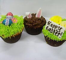 Delicious Easter Cupcakes - By Haydene -NZ by AndreaEL