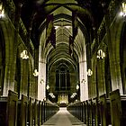 Princeton University Chapel by Debra Fedchin