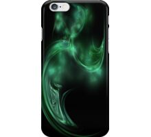 Green Sin iPhone Case/Skin