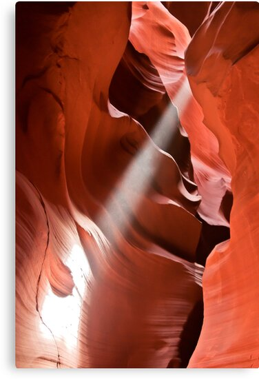 Upper Antelope Canyon by Stephen Knowles