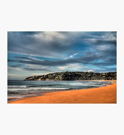 Early Morning Palm Beach Photographic Print