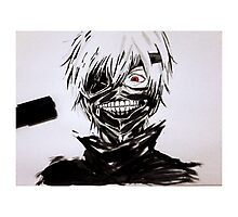 Tokyo Ghoul 12 Photographic Print