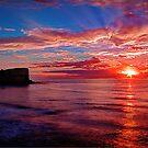 Hot Avalon Sunrise by Andrew  MCKENZIE