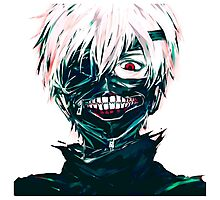 Tokyo Ghoul 13 Photographic Print