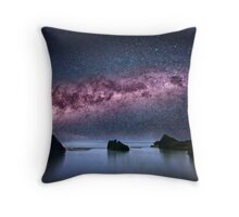 Galtic Rocks Throw Pillow
