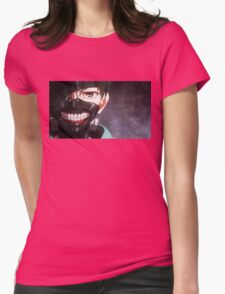 Tokyo Ghoul 16 Womens Fitted T-Shirt