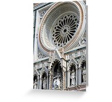 The Duomo Wheel Greeting Card