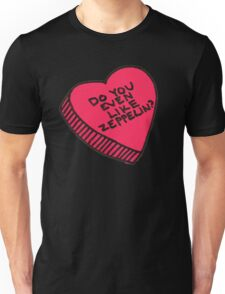 do you even like zeppelin? Unisex T-Shirt