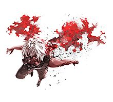 Tokyo Ghoul 17 Photographic Print