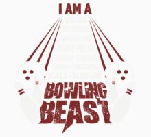 Bowling Beast Kids Clothes