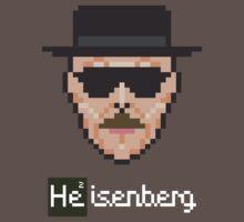 8-Bit Heisenberg by roomiccube