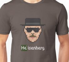 8-Bit Heisenberg Unisex T-Shirt