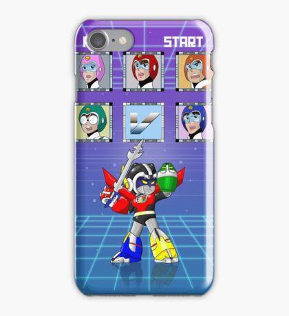 Mega Voltron iPhone Case/Skin
