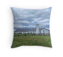 Springfield Farm Throw Pillow