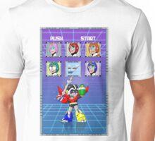 Mega Voltron Unisex T-Shirt
