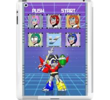 Mega Voltron iPad Case/Skin
