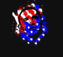Obama Election 2012 Paints Drop Unisex T-Shirt