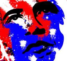 Obama Election 2012 Paints Drop Sticker