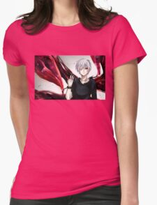 Tokyo Ghoul 20 Womens Fitted T-Shirt