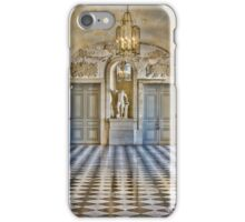 Lower Stone Gallery, Versailles Palace, France iPhone Case/Skin