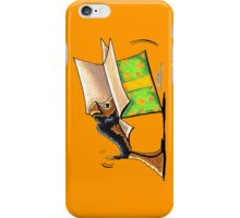 Surprise Me Airedale iPhone Case/Skin