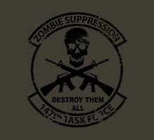 147th Zombie Suppression Task Force Unisex T-Shirt