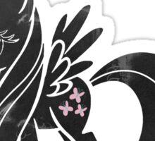 BRONY Fluttershy Sticker