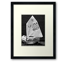 Nautical Extravaganza ~ Part Two Framed Print