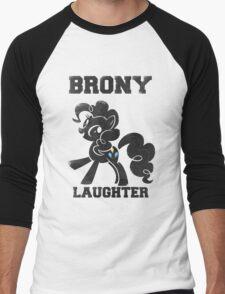 BRONY Pinkie Pie Men's Baseball ¾ T-Shirt