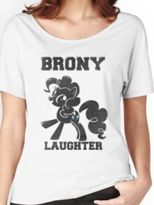 BRONY Pinkie Pie Women's Relaxed Fit T-Shirt