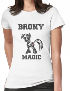 BRONY Twilight Sparkle Womens Fitted T-Shirt
