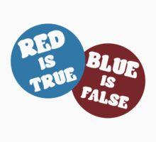 True or False by HereticWear