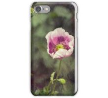 Opium Poppy iPhone Case/Skin