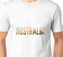 Australia Type Unisex T-Shirt