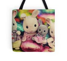 The Easter Bunnies Tote Bag
