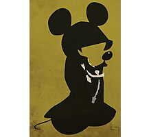 King Mickey Photographic Print