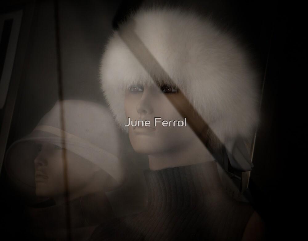 YOU EVER FELT LIKE A DUMMY?  I by June Ferrol