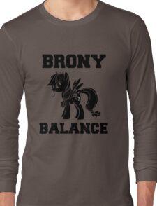 BRONY Little Wing OC Pony Long Sleeve T-Shirt