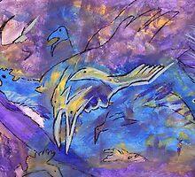 Wings of Jupiter by Sondra Scott