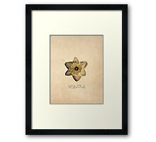 Beautiful. Framed Print