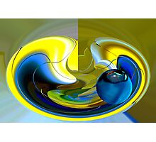 abstract 351 Photographic Print