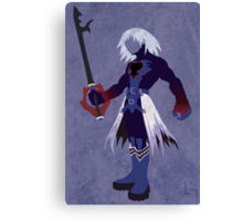 Dark Form Riku Canvas Print